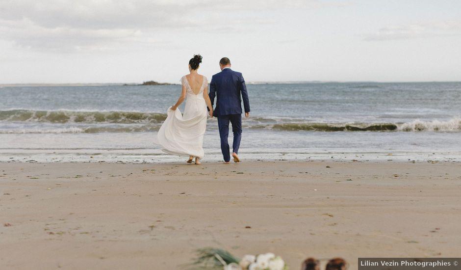 Le mariage de Erwan et Aurélie à Erdeven, Morbihan