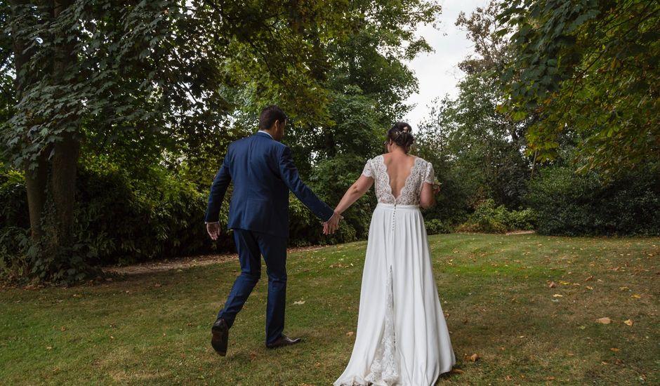 Le mariage de Gregory  et Adeline  à Charny, Seine-et-Marne