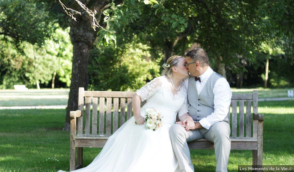 Le mariage de Christophe et Astrid à Louvier, Eure