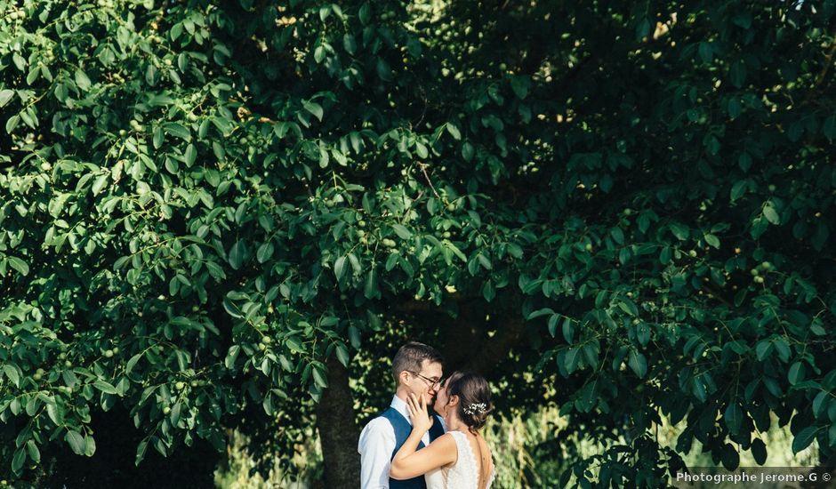 Le mariage de Vincent et Morgane à Croisy-sur-Eure, Eure