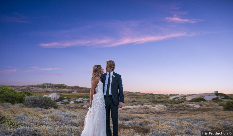 Le mariage de Alexis et Katia à Lumio, Corse
