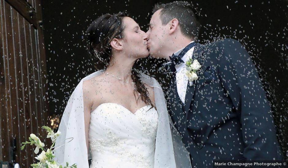 Le mariage de Jérôme et Aurélie à Algrange, Moselle