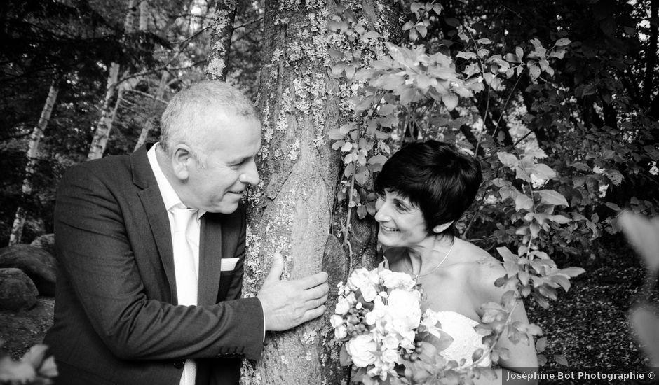 Le mariage de Adelin et Florence à Foix, Ariège