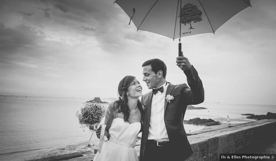 Le mariage de Martin et Mélodie à Rennes, Ille et Vilaine