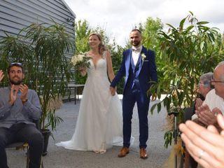 Le mariage de Fanny  et Régis  3