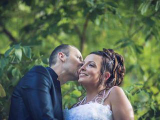 Le mariage de Vanessa  et David