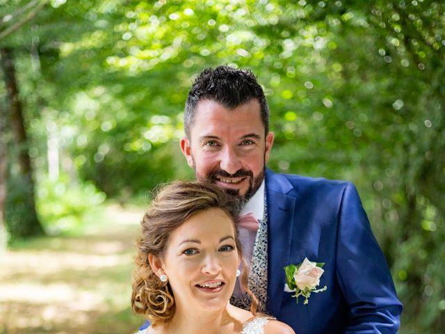 Le mariage de Guillaume et Cindy à Prissac, Indre 6