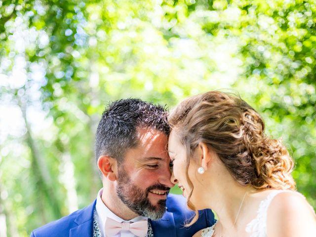 Le mariage de Guillaume et Cindy à Prissac, Indre 7