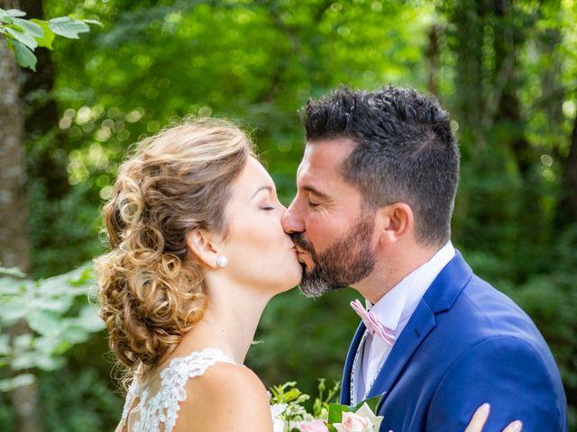 Le mariage de Guillaume et Cindy à Prissac, Indre 10