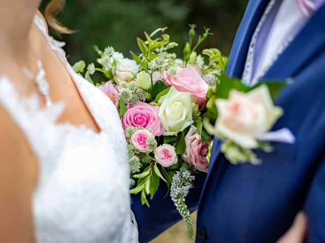 Le mariage de Guillaume et Cindy à Prissac, Indre 11