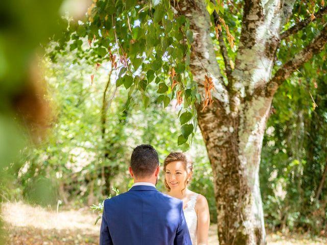 Le mariage de Guillaume et Cindy à Prissac, Indre 12