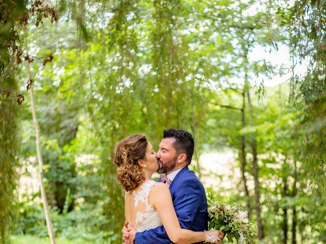 Le mariage de Guillaume et Cindy à Prissac, Indre 13