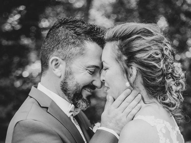 Le mariage de Guillaume et Cindy à Prissac, Indre 15