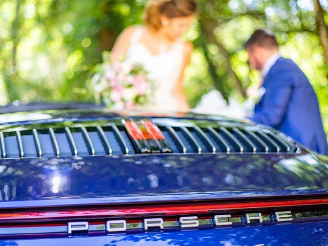 Le mariage de Guillaume et Cindy à Prissac, Indre 17