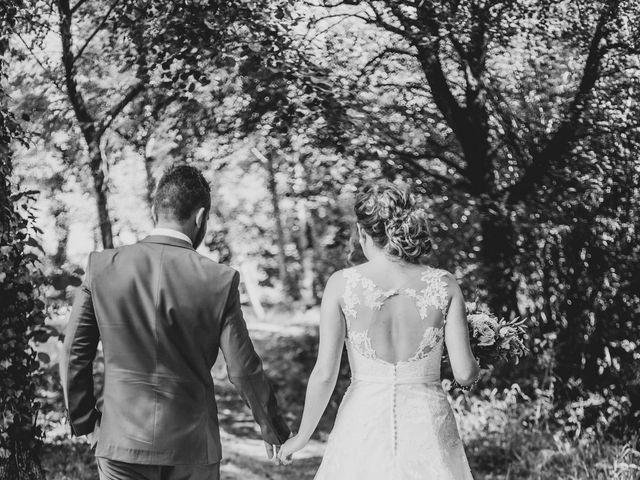 Le mariage de Guillaume et Cindy à Prissac, Indre 18