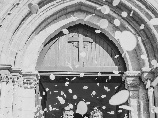 Le mariage de Guillaume et Cindy à Prissac, Indre 23