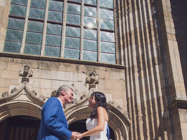 Le mariage de Erwan et Aurore à Dinard, Ille et Vilaine 1