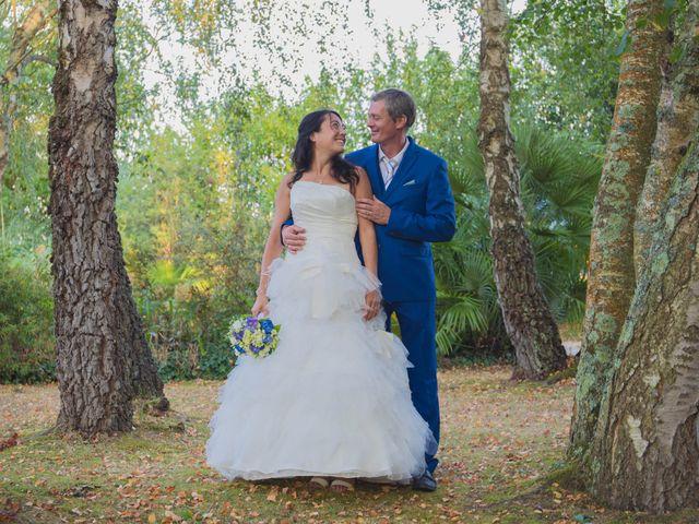 Le mariage de Aurore et Erwan