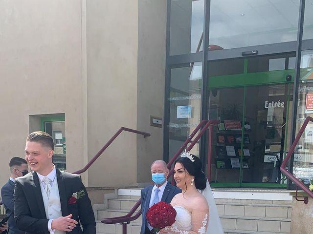 Le mariage de Nacher et Leanna à Maizières-lès-Metz, Moselle 1