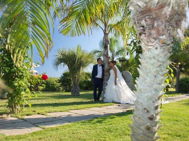 Le mariage de Natali et Anthony