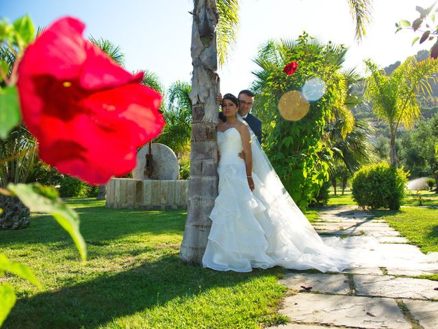 Le mariage de Anthony et Natali à Cantaron, Alpes-Maritimes 1