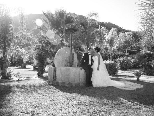 Le mariage de Anthony et Natali à Cantaron, Alpes-Maritimes 2