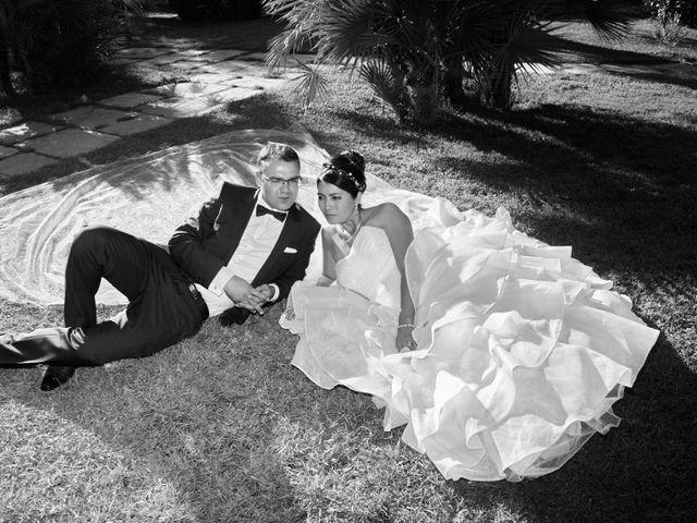 Le mariage de Anthony et Natali à Cantaron, Alpes-Maritimes 8