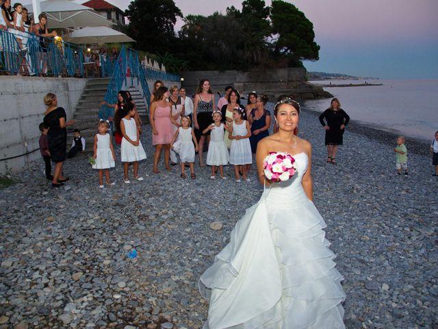 Le mariage de Anthony et Natali à Cantaron, Alpes-Maritimes 12
