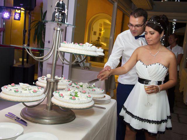 Le mariage de Anthony et Natali à Cantaron, Alpes-Maritimes 18