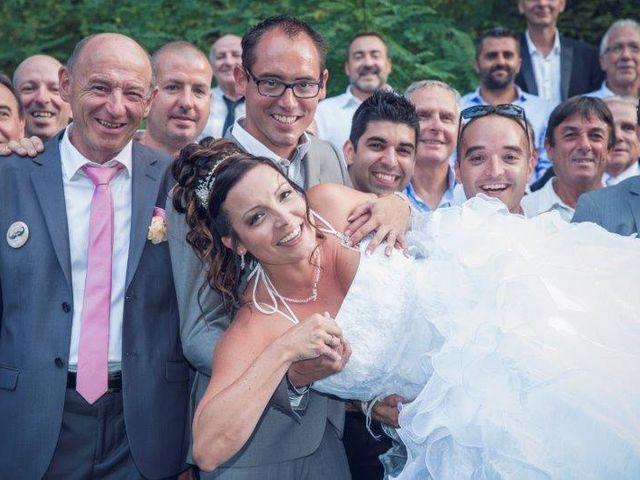 Le mariage de David et Vanessa  à Solliès-Ville, Var 17