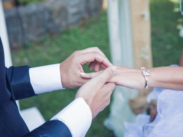 Le mariage de David et Vanessa  à Solliès-Ville, Var 36