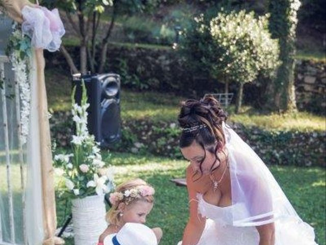 Le mariage de David et Vanessa  à Solliès-Ville, Var 37