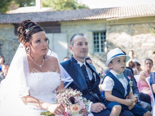 Le mariage de David et Vanessa  à Solliès-Ville, Var 41