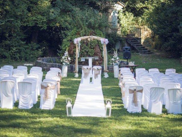 Le mariage de David et Vanessa  à Solliès-Ville, Var 48