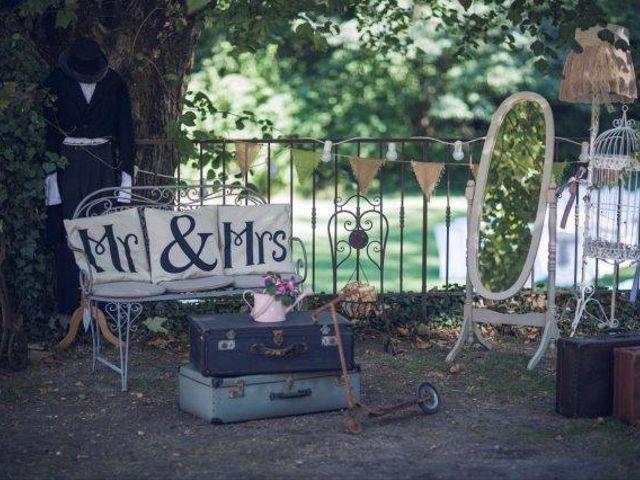 Le mariage de David et Vanessa  à Solliès-Ville, Var 58