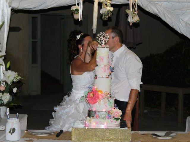 Le mariage de David et Vanessa  à Solliès-Ville, Var 79