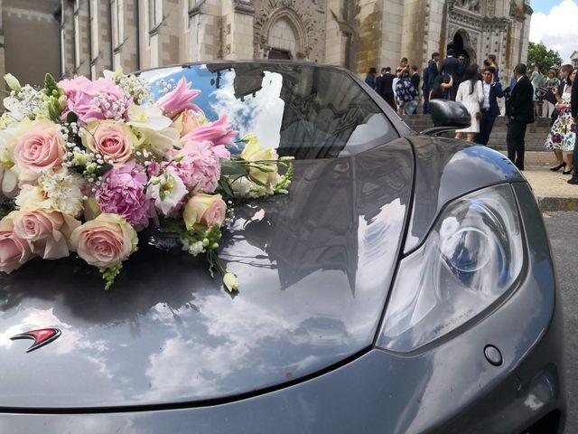 Le mariage de Cyril et Sarah à Champigné, Maine et Loire 7