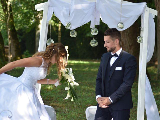 Le mariage de Cédric et Mélody à Lurcy-Lévis, Allier 1