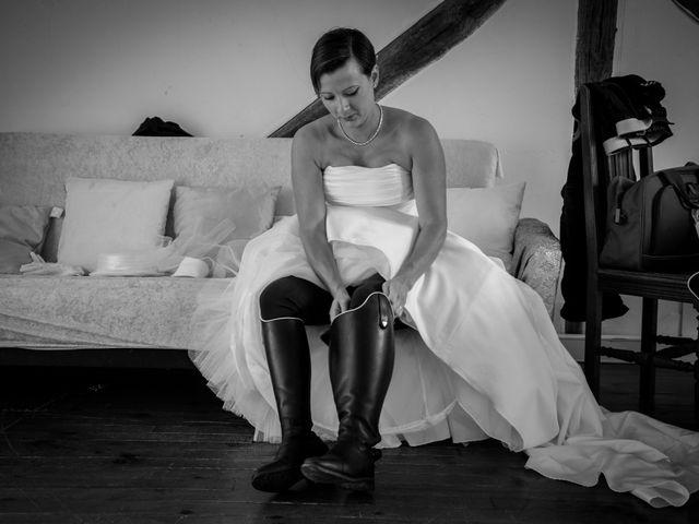 Le mariage de Aurélien et Marine à Fontenay-Trésigny, Seine-et-Marne 3