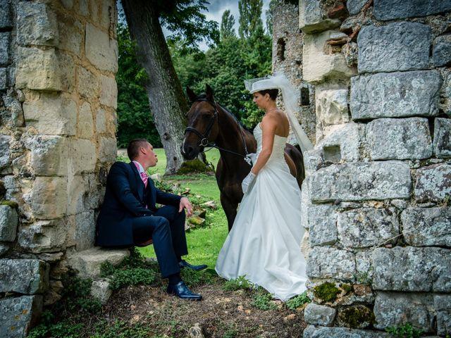 Le mariage de Aurélien et Marine à Fontenay-Trésigny, Seine-et-Marne 7