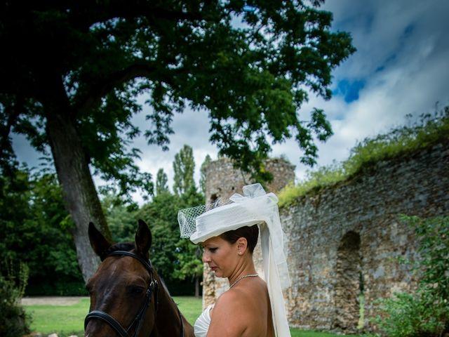 Le mariage de Aurélien et Marine à Fontenay-Trésigny, Seine-et-Marne 8