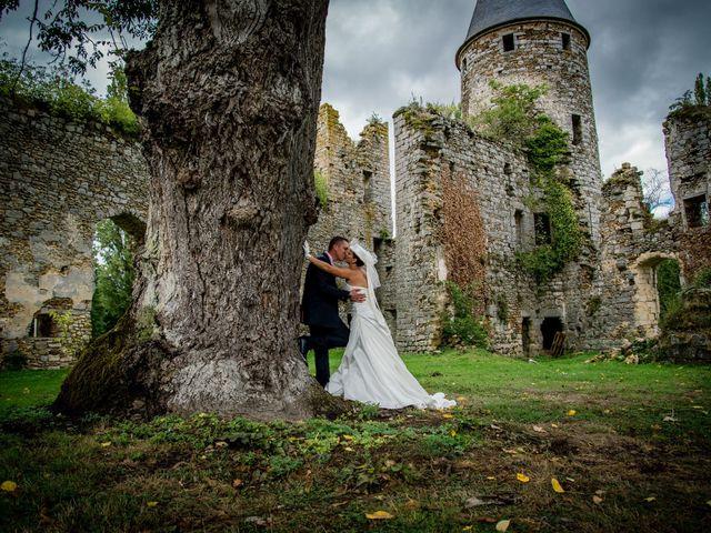 Le mariage de Aurélien et Marine à Fontenay-Trésigny, Seine-et-Marne 19