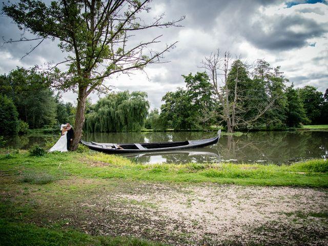 Le mariage de Aurélien et Marine à Fontenay-Trésigny, Seine-et-Marne 21