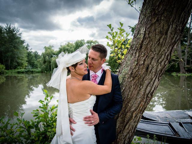 Le mariage de Aurélien et Marine à Fontenay-Trésigny, Seine-et-Marne 22
