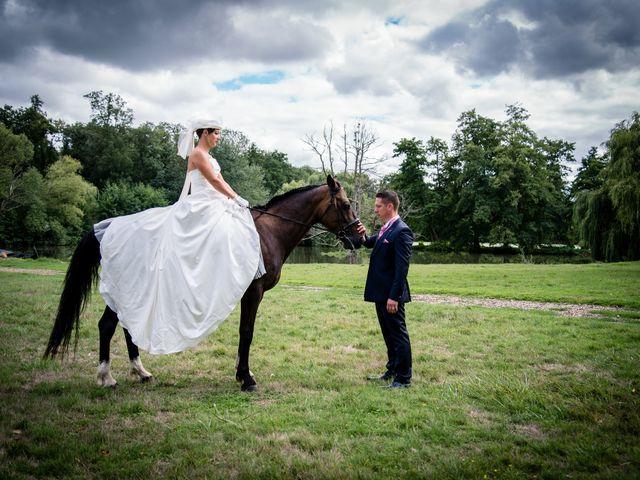 Le mariage de Aurélien et Marine à Fontenay-Trésigny, Seine-et-Marne 23