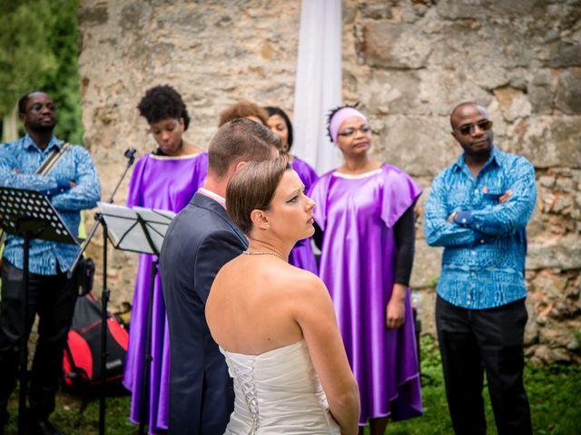 Le mariage de Aurélien et Marine à Fontenay-Trésigny, Seine-et-Marne 30