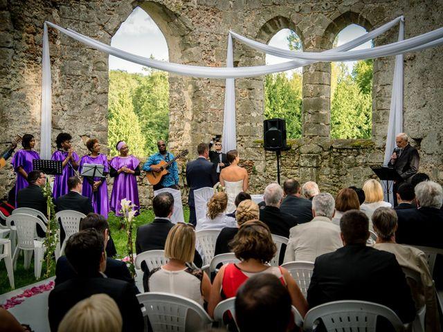 Le mariage de Aurélien et Marine à Fontenay-Trésigny, Seine-et-Marne 31