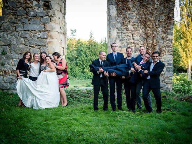 Le mariage de Aurélien et Marine à Fontenay-Trésigny, Seine-et-Marne 42