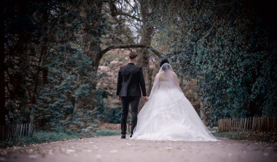 Le mariage de Nacher et Leanna à Maizières-lès-Metz, Moselle