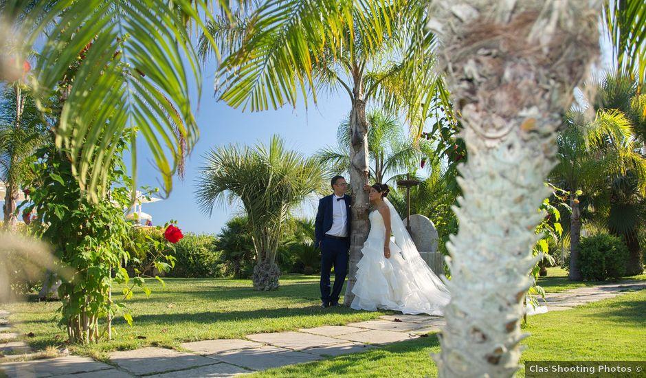 Le mariage de Anthony et Natali à Cantaron, Alpes-Maritimes